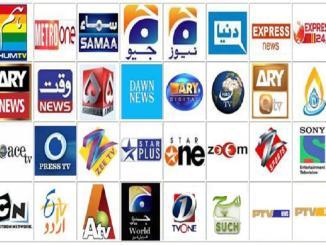 DTH Pakistan Channels List 2018
