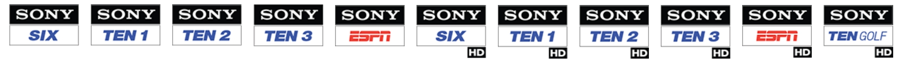 Sony TEN Sports Network