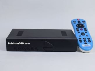 Pakistan DTH Box