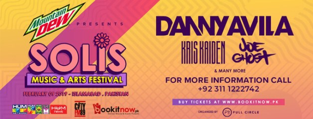 Solis Festival Islamabad 2019