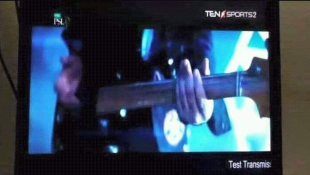 Ten Sports 2 Test Transmission Frequency
