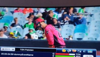 Ten Sports 2 HD Frequency and Satellite Info  - Pakistan DTH