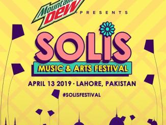 Solis Festival Lahore 13 April 2019 Tickets Price