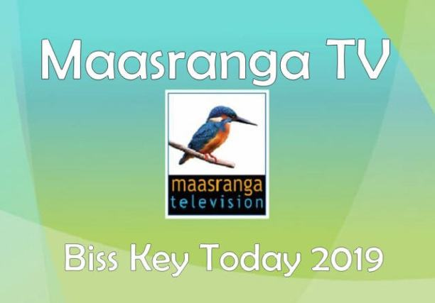 Maasranga TV Biss key Today 2019