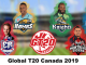 Global T20 Broadcast Channels Live Streaming Links