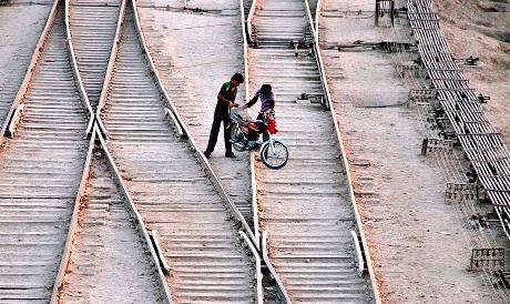 pakistan train