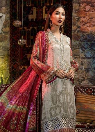 Maria B Silk Collection