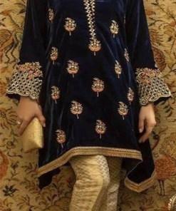 Maria B Velvet Dresses Online