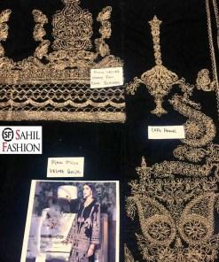 Gul Ahmed Velvet Dresses