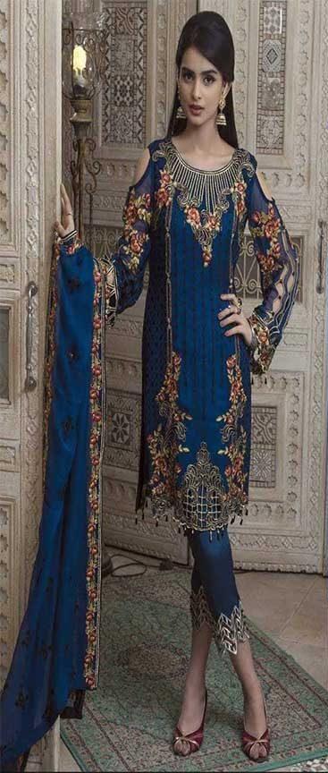 Latest Pakistani Clothes Online