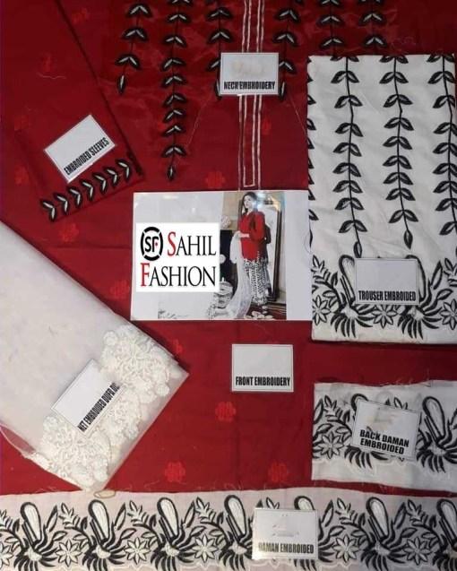Sidra Mumtaz Cotton Collection