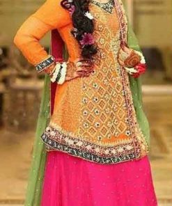Aliza Waqar Wedding Dresses
