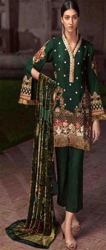 Gul Ahmed Cotton Collection