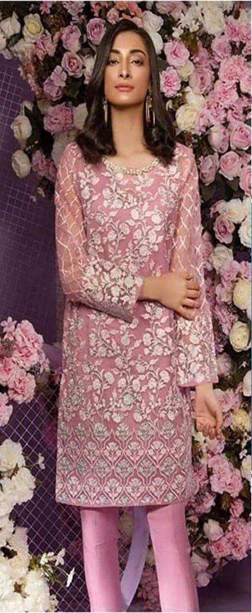 Pakistani Chiffon Clothes Online