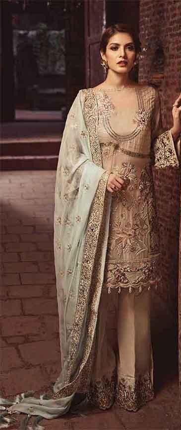 Serene Chiffon Dresses Online