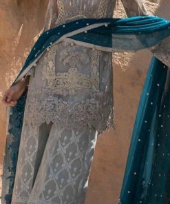 Zainab Chottani Bridal Dress 2019