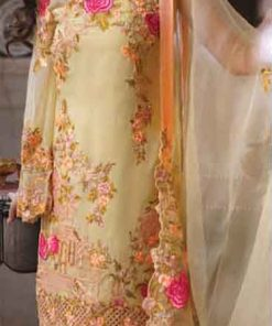 Rang Rasiya latest lawn collection