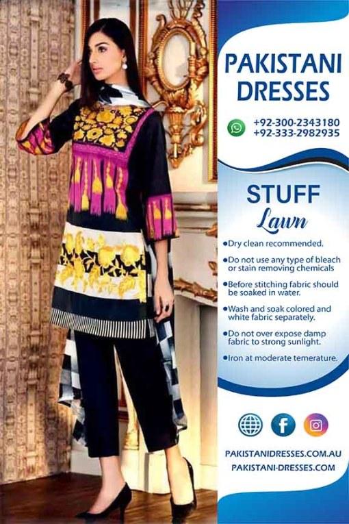 Charizma Latest Lawn Dresses