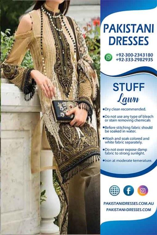 Gul Ahmed Summer Dresses 2019