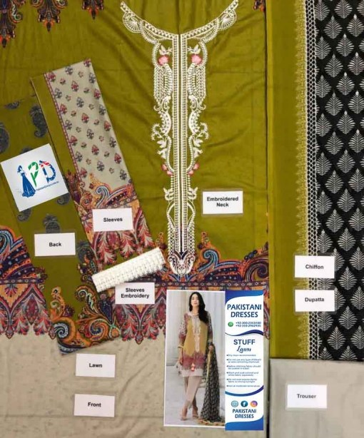 sobia nazir eid lawn collection