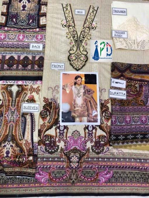 Anaya by Kiran Chaudhry Lawn dresses