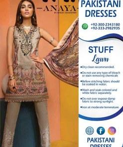 Anaya by kiran Chaudhry eid dress