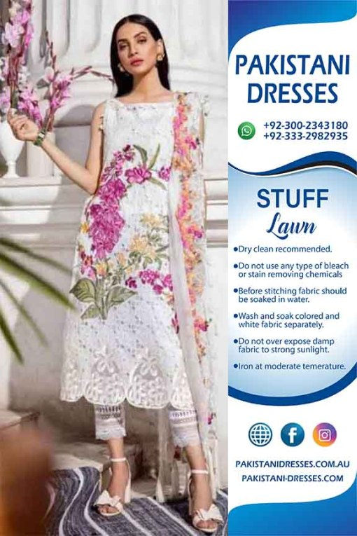 Charizma lawn Eid collection 2019