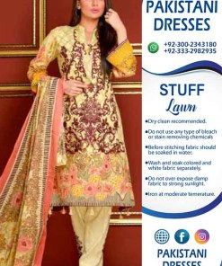 Khaadi Latest Lawn Dresses