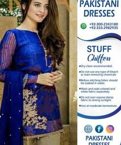 Maria b eid dresses 2019