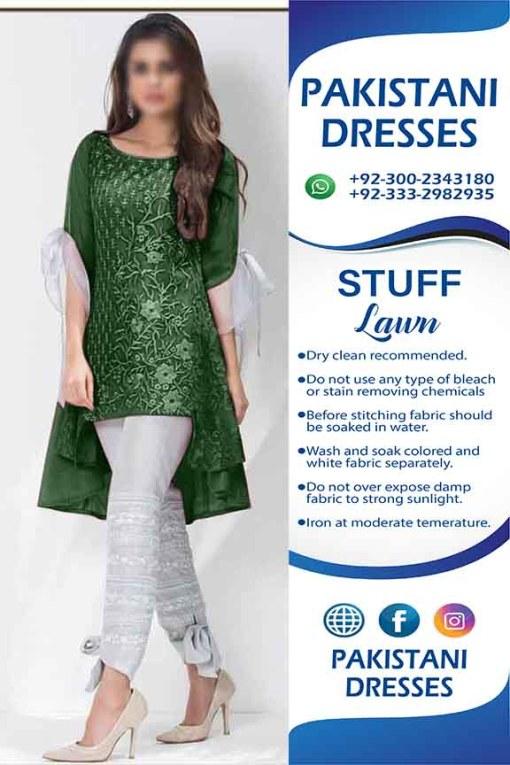 Pakistani latest summer suit