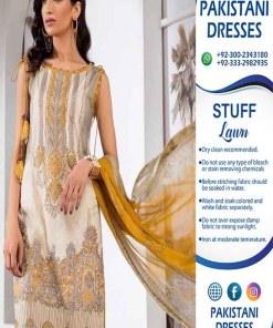 Baroque Eid Summer Dresses 2019