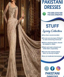 Maria B Luxury saree clothes online