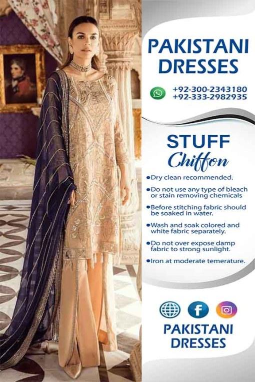 Maryum n maria chiffon dresses online