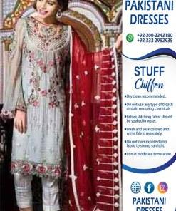 Maryums New Chiffon Dresses