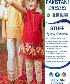 Pakistani Kids Dresses 2019