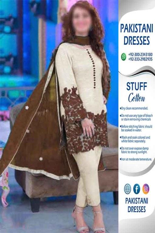 Pakistani Winter Dresses 2019