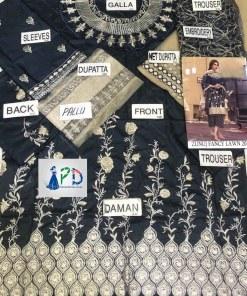 Zunuj Eid Lawn Dresses Online