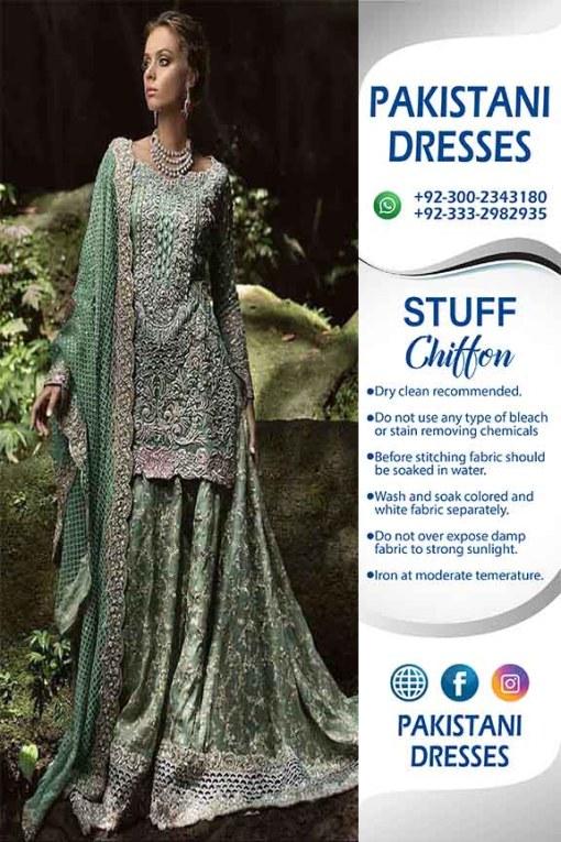 Zainab Chottani Bridal Dresses 2019