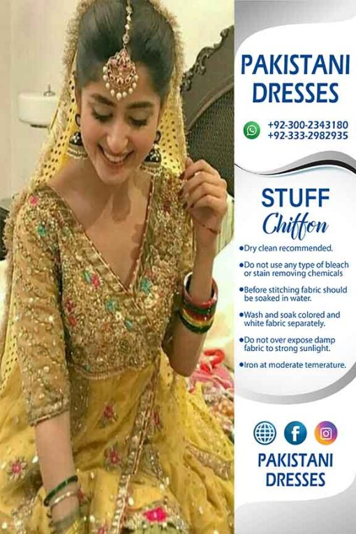 Nomi Hussain Bridal Collection