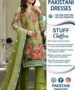 Pakistani Choiffon Collection Online