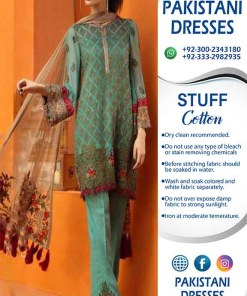 Pakistani Winter Dresses