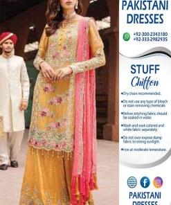 Serene Premium Mehndi Dresses 2019