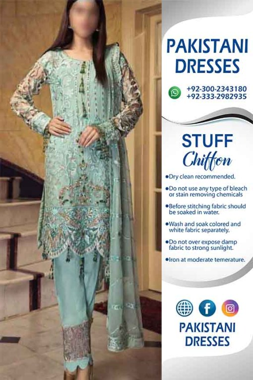 Zebtan Chiffon Collection 2019