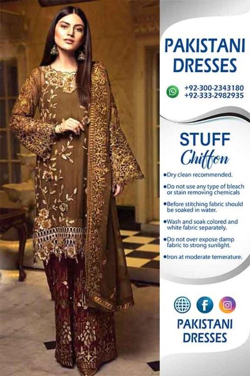 Zebtan Chiffon Dresses 2019