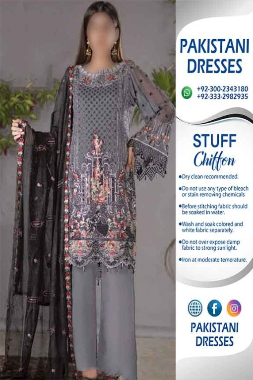 Afrozeh Salwar Kameez For Womens 2020