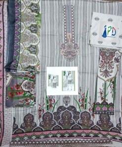 Baroque Linen Suit
