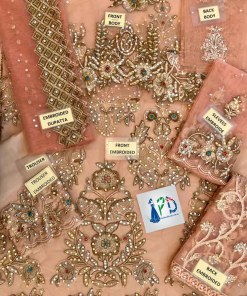 Deepak Parwani Latest Dresses