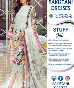 Firdous Digital Printed Silk Collection