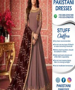Indian Designer Frock For Australia