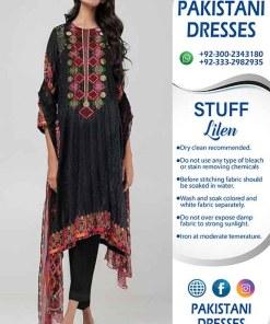 Khaadi linen Dresses Online